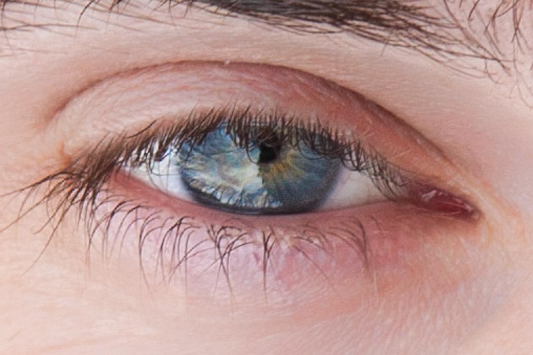 Fotografische Blick, Auge des Fotografen
