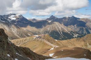 Fotografieren im Gebirge - Nutzen der Kontraste von Klein und Groß