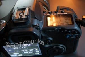 Belichtung - Schnelltasten für optimale Einstellung - FOTOmauz