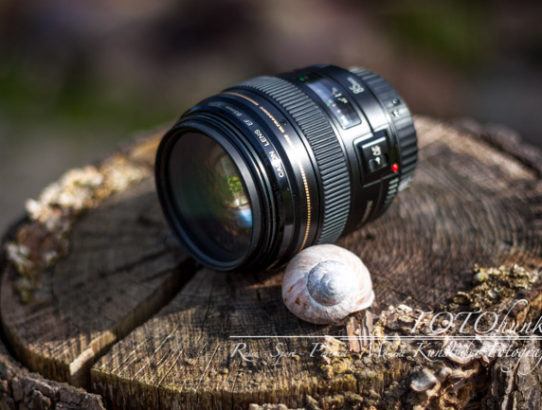 Das 85mm Objektiv
